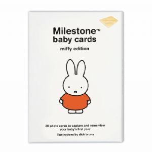 Baby Cards by Milestone™ - Miffy Edition
